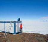 Geodesists on Tour: Gravity measurements on Antarctica