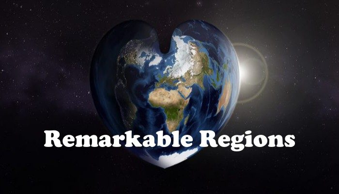 Remarkable Regions – The Réunion Hotspot
