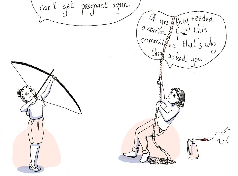 Geodynamics   Help us fight patriarchy, one comic strip at a
