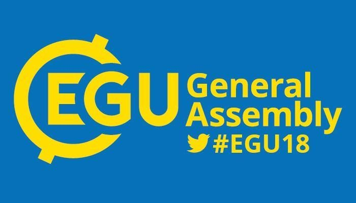 Live reporting from EGU GA 2018