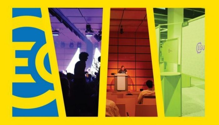 Meeting, mentoring and awards at EGU18
