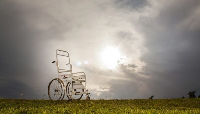 Let's talk about disability in geosciences