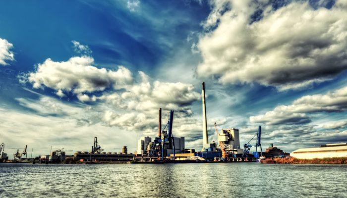 An industrial placement as a geodynamicist