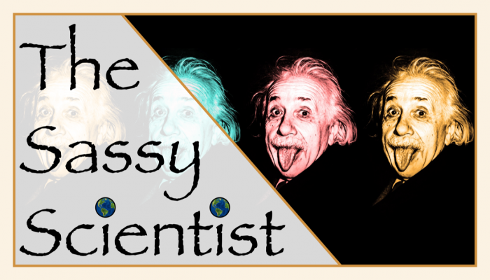 The Sassy Scientist – All I Want For Christmas…