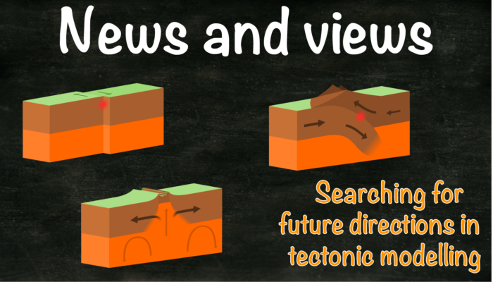 Searching for future directions in tectonic modelling