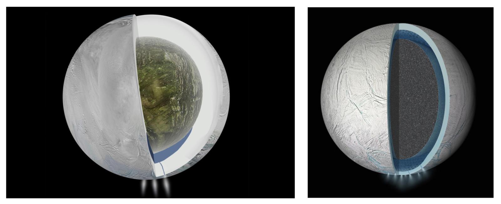Models of Enceladus