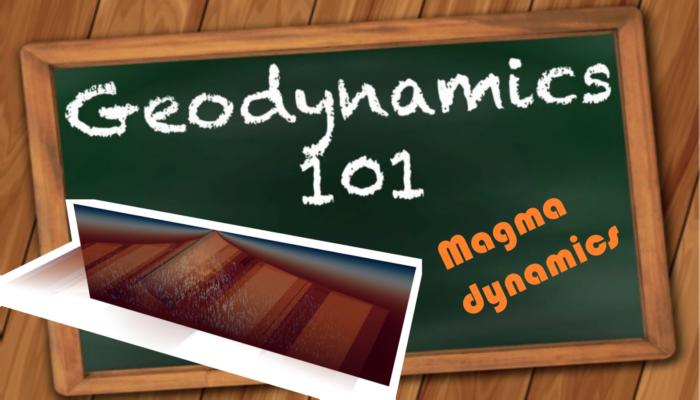Magma dynamics