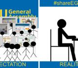EGU2020 : Sharing Geoscience Online