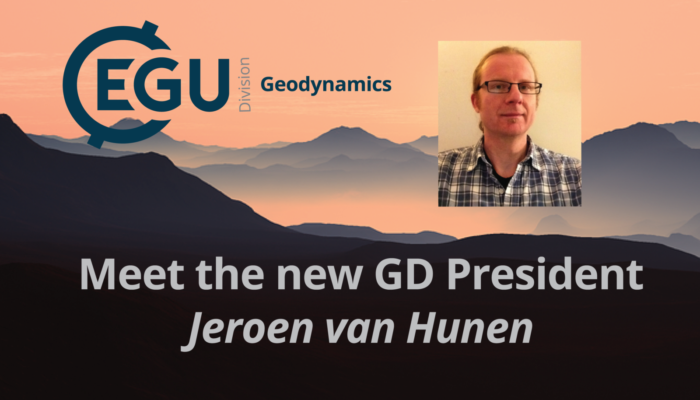 Meet the incoming GD President – Jeroen van Hunen