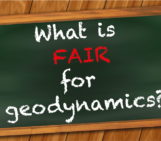 What is FAIR for Geodynamics?