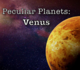 Venus: science! Today!