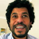 A photograph of the author, Mohamed Gouiza