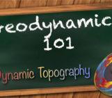 Geodynamics 101: Dynamic Topography