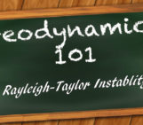 Rayleigh-Taylor instability in geodynamics
