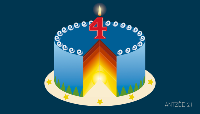 Happy blog birthday!