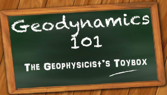 The geophysicist's toybox