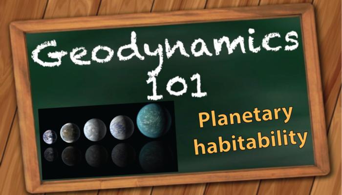 The geodynamics of planetary habitability