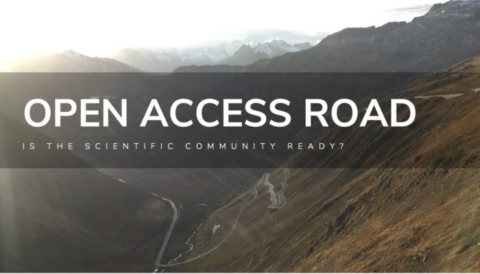 Is the scientific community ready for open access publishing?
