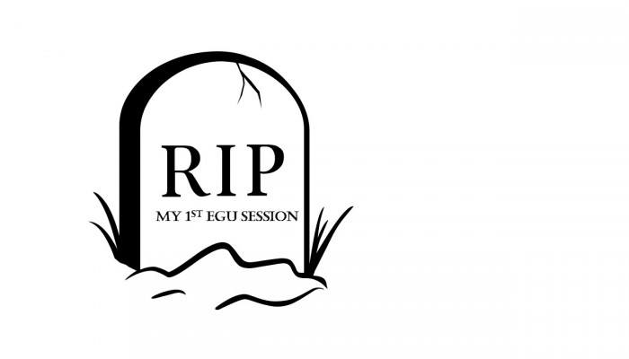 Our EGU session died, what went wrong?