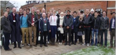 Participants at the Windsor Meeting in December 2014. Credit: BSG homepage.