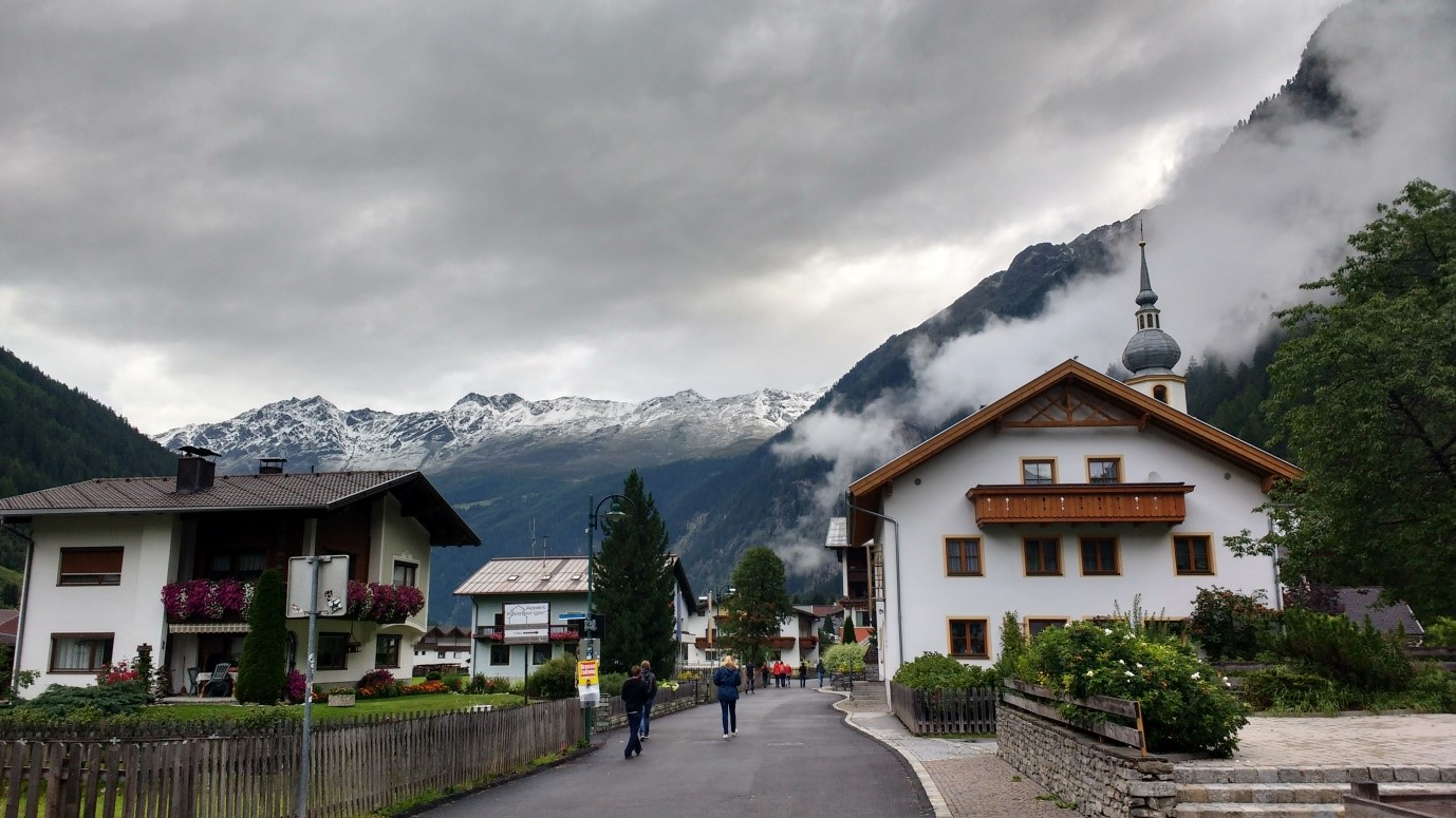 Feichten im Kaunertal, Tyrol, Austria (Image credit: Ciara Fleming).