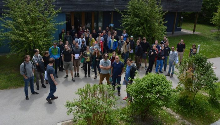 Young Geomorphologists' Workshop 2018