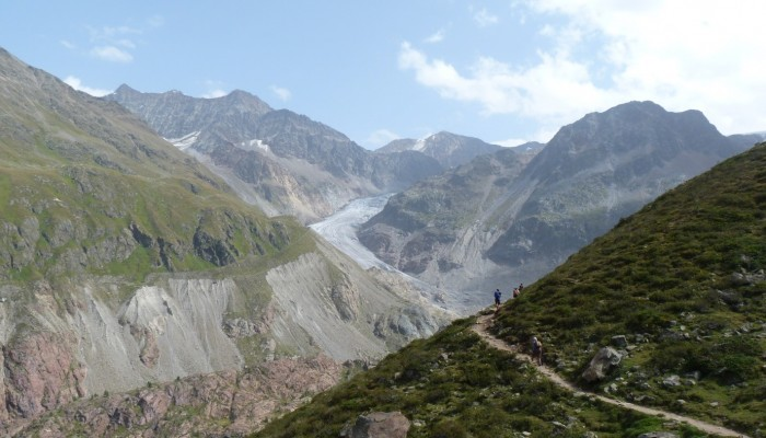 Report from the Summer School on Geomorphology in the Kaunertal Valley, Austria, 31st August – 6th September 2015