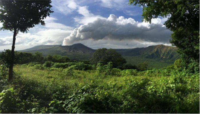 Unseen but not unfelt: resilience to persistent volcanic emissions