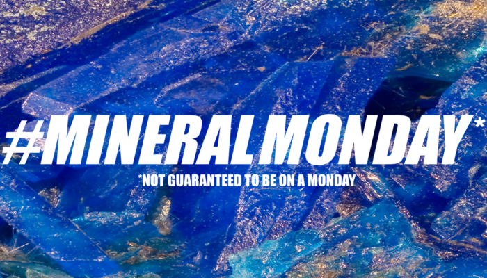 #mineralmonday: lazurite