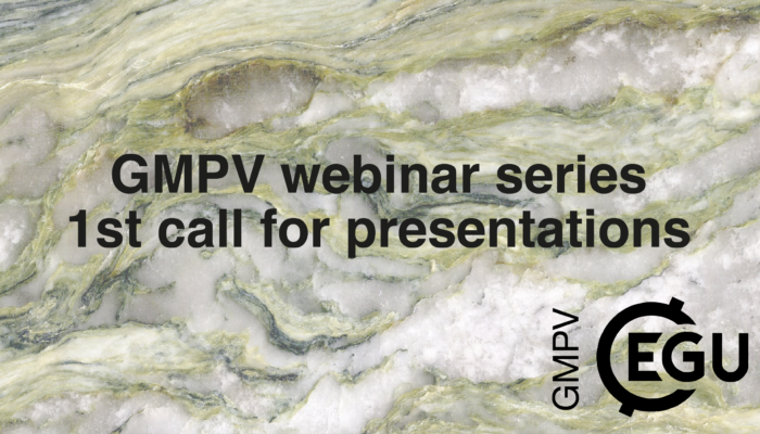 Call for presentations: Early Career Scientist Webinar series