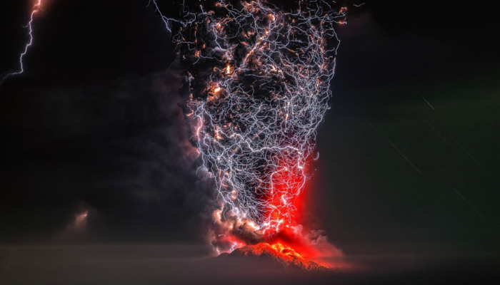Volcanic Lightning: Impacts on plume-suspended ash particles