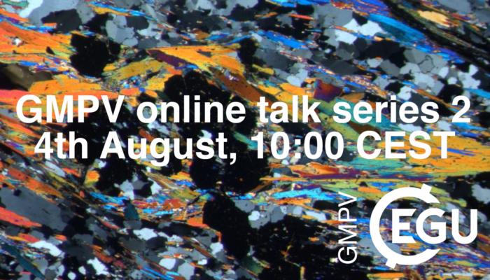 GMPV ECS online talk series 2: 4th August