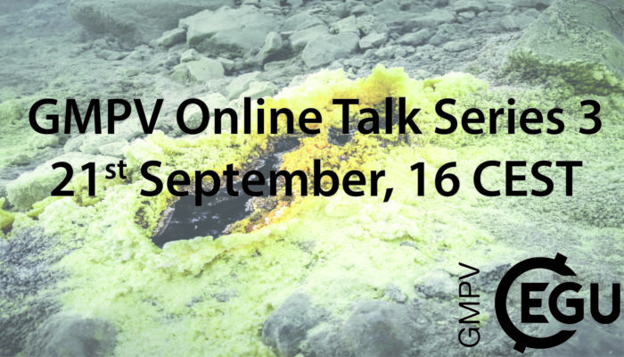 GMPV ECS online talk series 3: 21st September