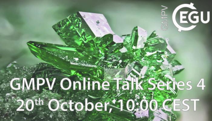 GMPV ECS Online Talks: 20th October