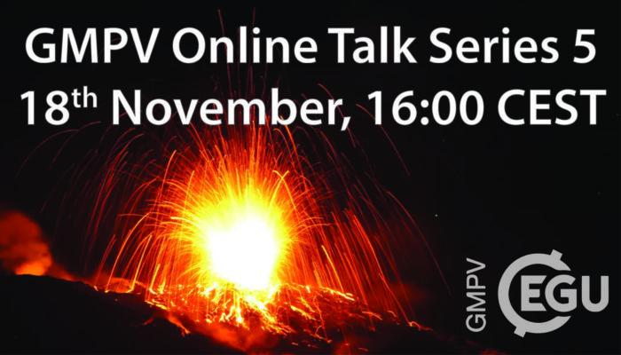 GMPV ECS online talks: Wednesday 18 November