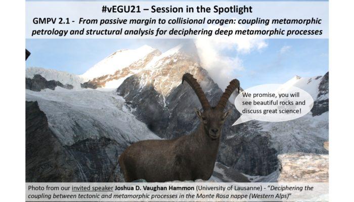 #vEGU21 Session in the Spotlight: GMPV2.1