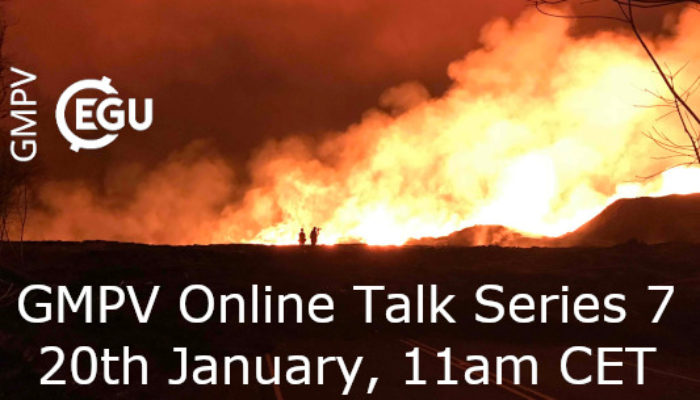 GMPV ECS online talks: Wednesday 20 January