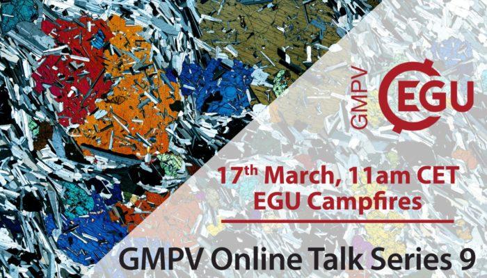 GMPV ECS online talks! Wednesday 17th March 11am CET