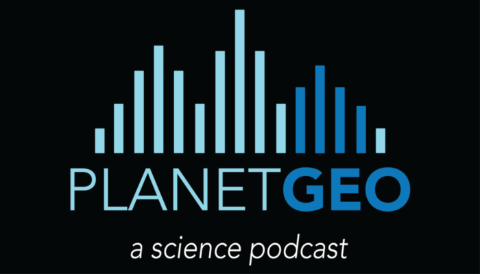 PlanetGeo – a science podcast