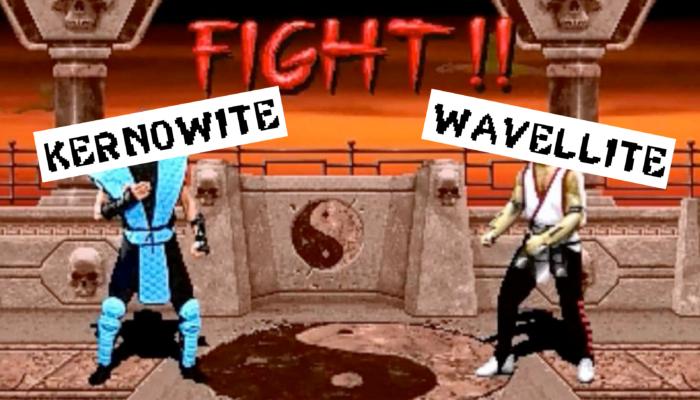 The *real* mineral cup: wavellite vs. kernowite / devon versus cornwall