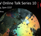 GMPV ECS online talks: Wednesday 19th May 3pm CEST