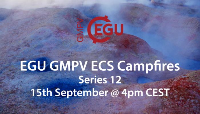 GMPV ECS Campfires: Wednesday 15th September @ 4pm CEST!