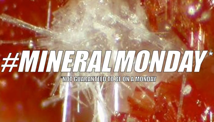 #mineralmonday: tiptopite