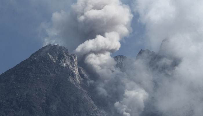 Can limestone digestion by volcanoes contribute to higher atmospheric carbon dioxide levels?