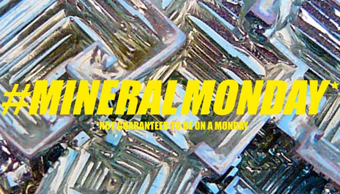 #MINERALMONDAY: Bismuth