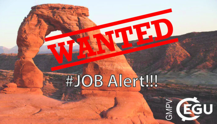 'Job' alert! GMPV is looking for a (deputy) early career scientist rep!