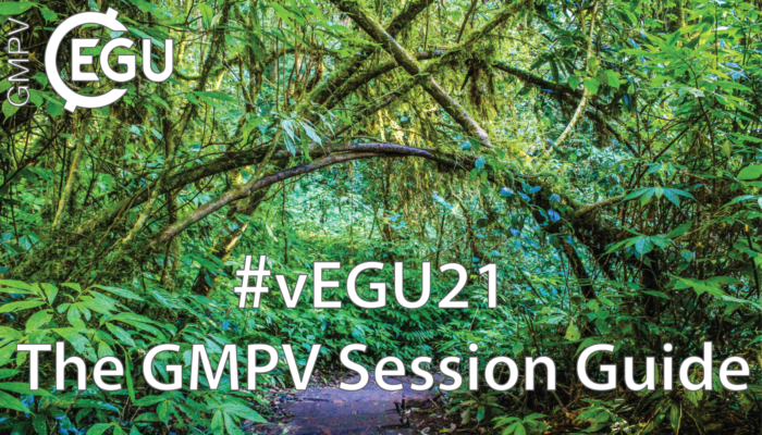 #vEGU21 – The GMPV Session Guide