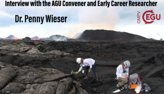 Interview with an ECR AGU2020 Convener – Dr. Penny Wieser