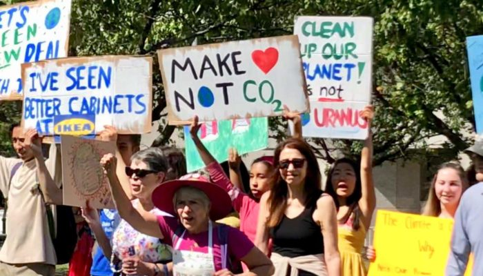 Hydrologists Join Youth-Led #GlobalClimateStrike