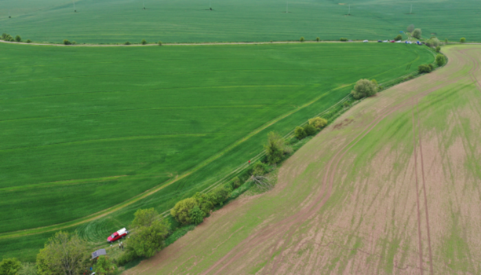 Featured catchment: Hydrometeorological observations in an agricultural landscape in the Czech Republic